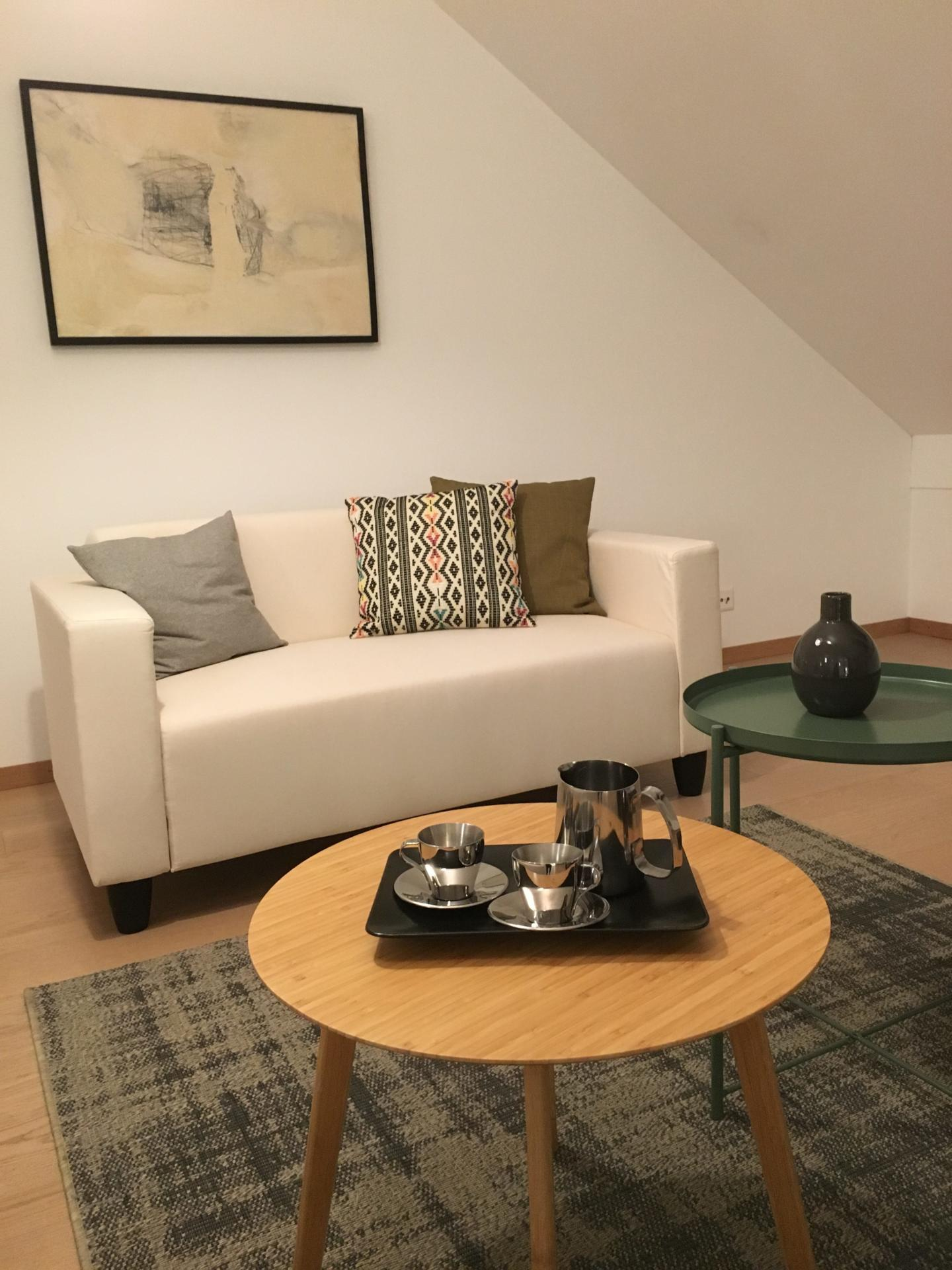 Home staging appartement Nyon